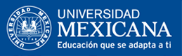 Logo Institucional de Universidad Mexicana